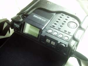 Tascam HD P2 Flash-Rekorder