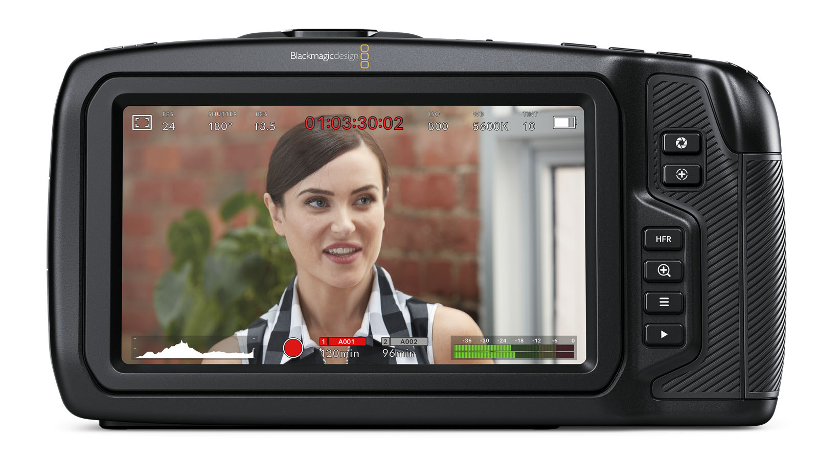 BlackMagic Pocket Cinema