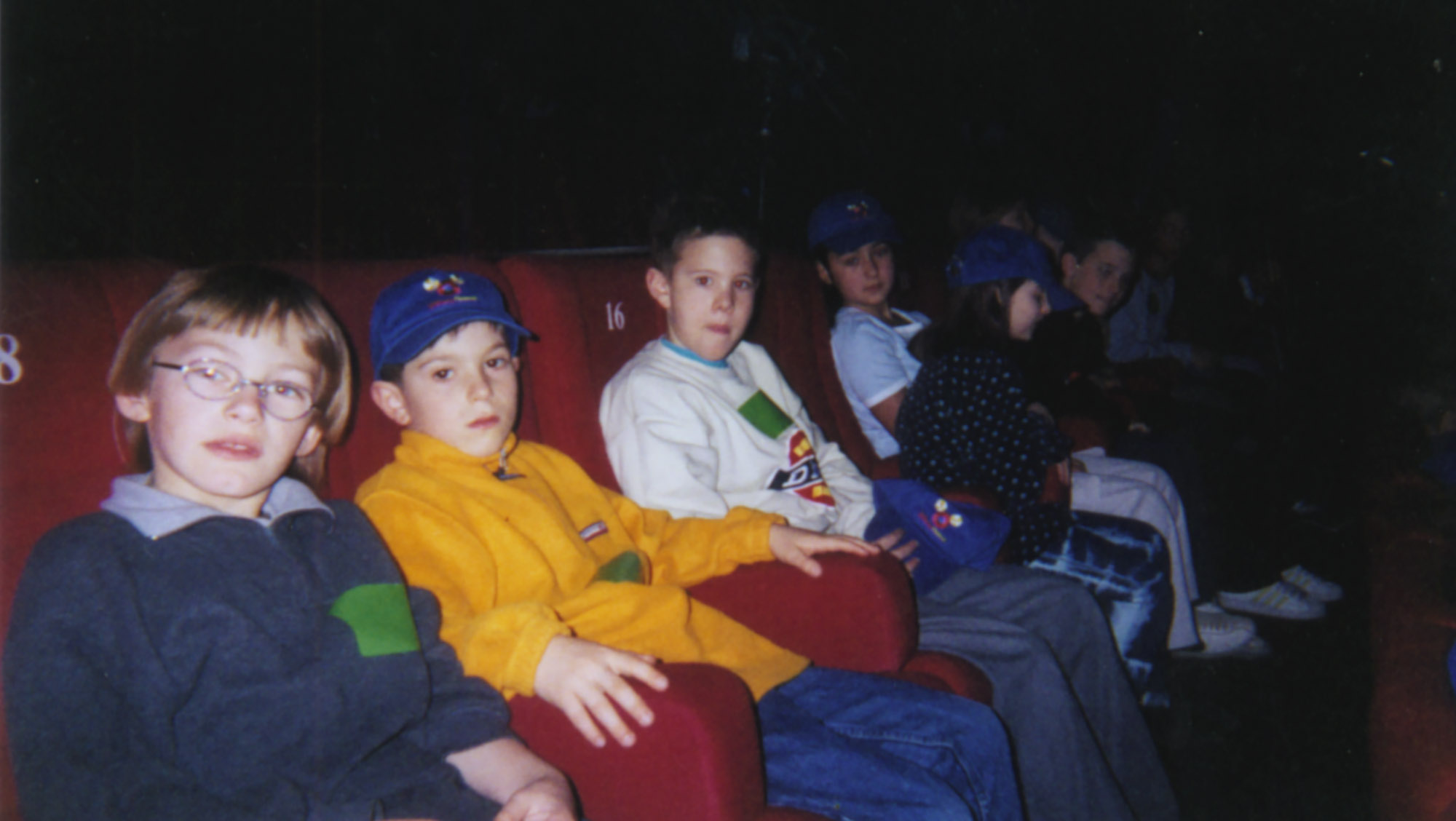 Kinder in Kino 2000