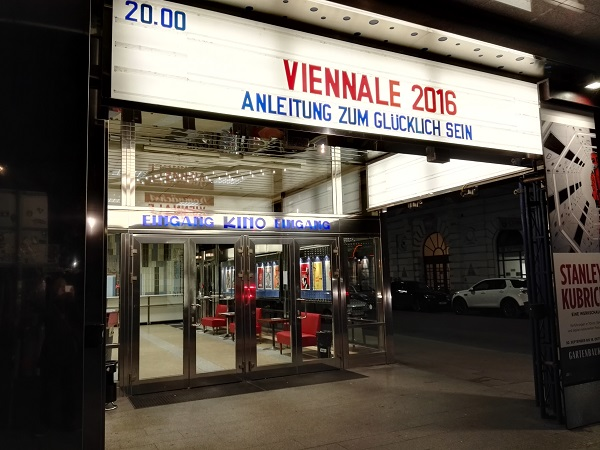 Festivalkino in Wien
